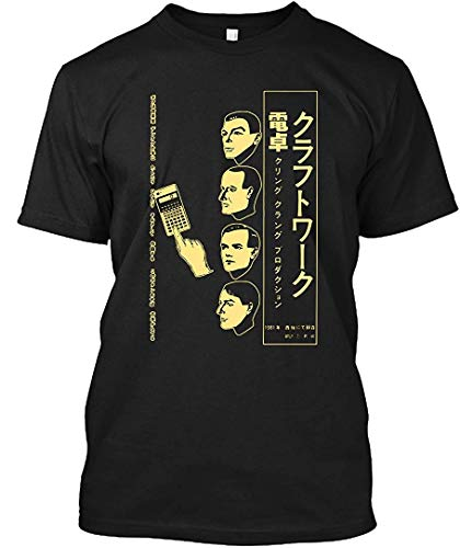 GSBTX® Kraftwerk Pocket Calculator Japanese Release Tee|T-Shirt