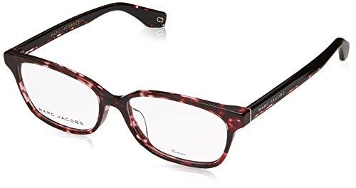 Marc Jacobs 285-F Monturas de Gafas para Mujer, Burg Havana, 52 mm