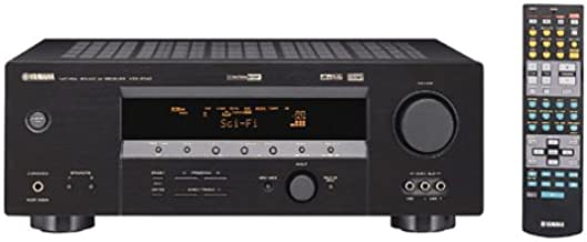 Yamaha HTR-5740 6.1 Channel Digital Home Theater Receiver (Discontinued by Manufacturer)