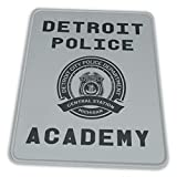Detroit Police Academy Pullover Hoodie Electronic Sports Office Gaming Learning Rubber Non-Slip Mouse Pad Mouse Pad Mouse Mat for Computer Desk Laptop Office Non-Slip Rubber