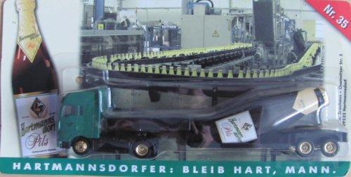 Hartmannsdorfer Nr.17 - Bleib hart, Mann - Man TG - Sattelzug mit Flasche