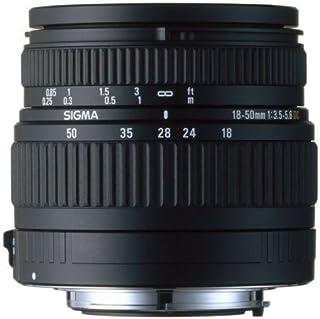 シグマ シグマ AF18-50mm F3.5-5.6 DC ニコンAF (664097) AF1850F3.55.6DCNA