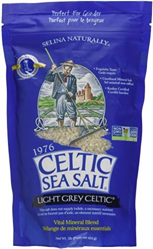 Light Grey Celtic, Vital Mineral Blend, 1 lb (454 g