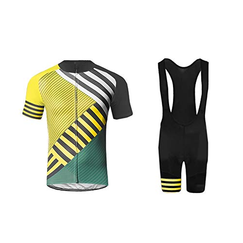 Uglyfrog+ 2019 Herren Pro Rennen Team MTB Radbekleidung Radtrikot Kurzarm und Radhosen Anzug Cycling Jersey Shorts Suit