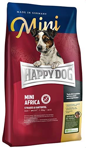Happy Dog 60121 Hundefutter Mini Africa, 4 kg, L