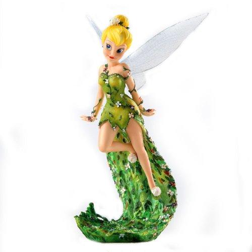 Enesco 4037525 Disney Showcase, Tinker Bell Figur, Bunt