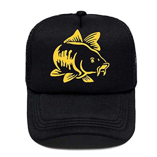 CLCTOIK Uomo Donna Cappelli da Pesca Cappelli da Baseball Cappellino da Sole Regolabile