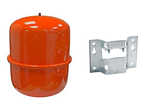 Zilmet vaso de expansión de calefacción con soporte de montaje, 24L)