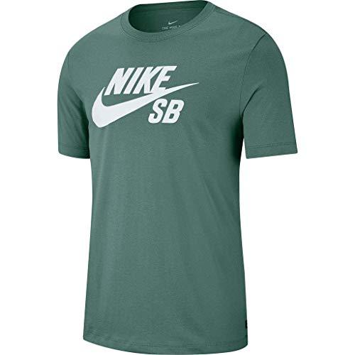 Nike Herren Sb Dri Fit T-Shirt, Grün, L