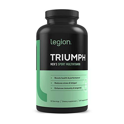 Legion Triumph Daily Men Multivitamin Supplement