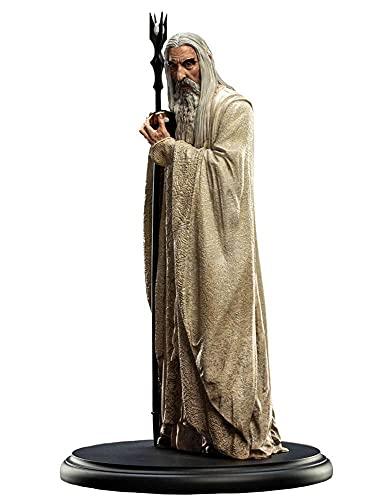 Weta Figur, Saruman, 30 cm