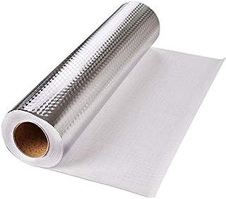 TONGXU Papel de Aluminio 61x300cm Autoadhesivo Impermeable