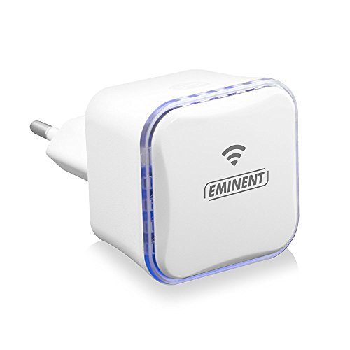 Eminent em4594 Mini de Wi-Fi Repetidor 300 N