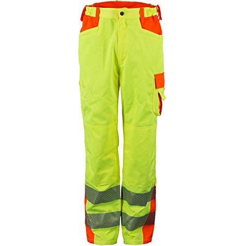 Terratrend Job Revolution 20287-52-9051 Hose, gelb/orange, 52