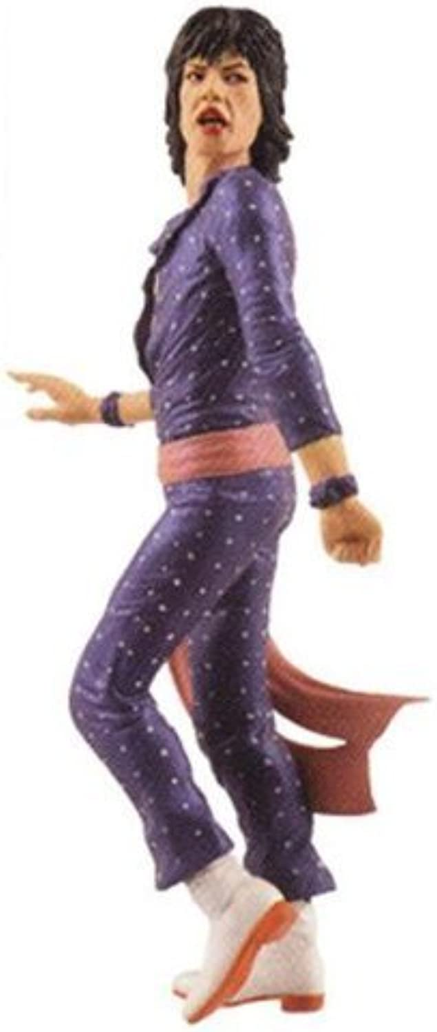 The Rolling Stones  1970's Mick Jagger Action Figure by Diamond Comic Distributors