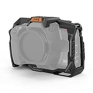 SmallRig BMPCC 6K Pro Cage for Blackmagic Design Pocket Cinema Camera 6K Pro with Cold Shoe, NATO Rail – 3270 (B094N618BT)   Amazon price tracker / tracking, Amazon price history charts, Amazon price watches, Amazon price drop alerts