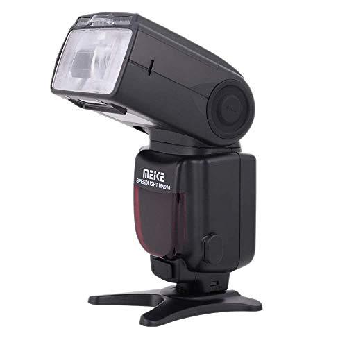 Meike MK910 i-TTL Master Flash Speedlite HSS für Nikon SB900 D800 D810 D7000 D5300 D5200 D5100 D3200 D3100 D3000 Digitalkamera