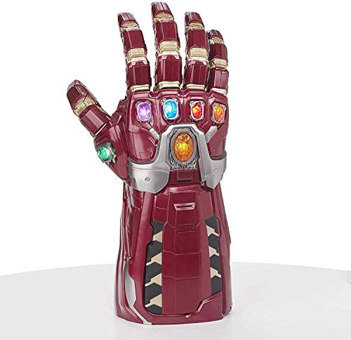 Avengers Marvel Legends Series Endgame Power Gauntlet Articulated Electronic Fist,Brown,18 years and...