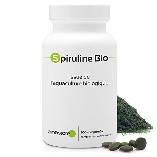 COMPRESSE DI SPIRULINA * 500 mg / 300 compresse * Cardiovascolare, Carenze (emoglobina), Energia, Equilibrio emozionale, immune (stimolazione delle difese naturali), Peso, Rendimento Sportivo