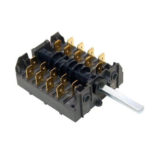 Genuine SMEG 811730227 - Interruptor selector de horno
