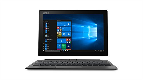 Lenovo Miix 520, 12.2-Inch Windows Laptop, 2 in 1 Laptop, (Intel Core i5, 1.6 GHz, 8 GB DDR4, 256 GB PCIe SSD, Windows 10 Home), Platinum, 81CG00NBUS
