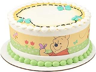 Winnie the Pooh Friends Edible Cake Border - Set of 3 Strips