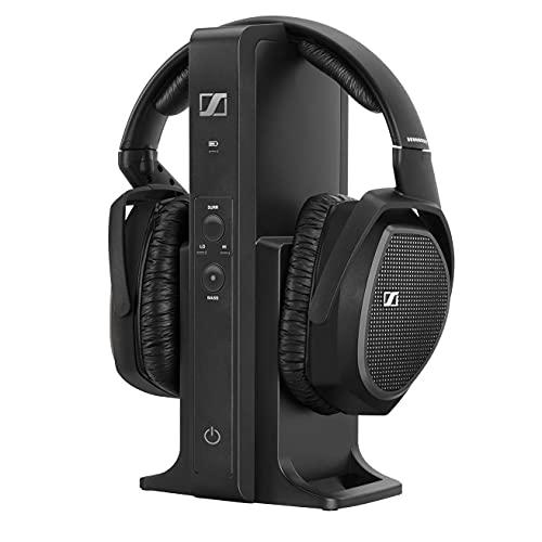 Sennheiser RS 175 RF Wireless Headphone System (Renewed)
