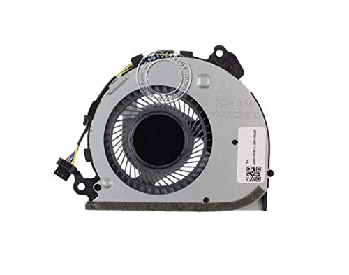 HuiHan Original para HP Spectre X360 13-4000 13-4003DX 13-4102DX 13-4103DX Ventilador de CPU