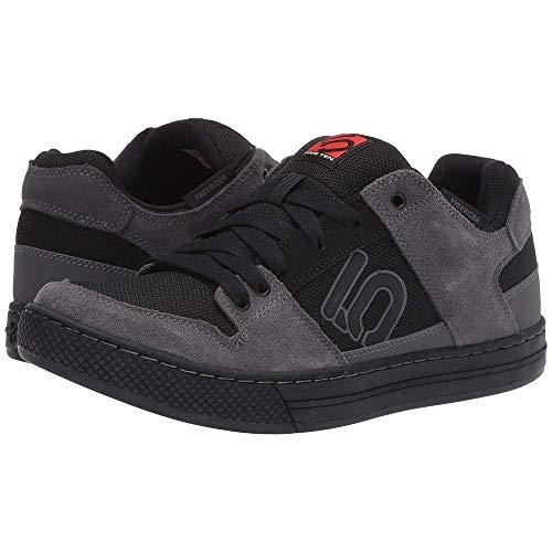 Five Ten Freerider Men's Mountain Bike Shoe, Size 11, Black/Grey Five/RED