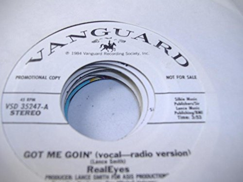 REALEYES 45 RPM Got Me Goin' (Vocal-Radio Version) / Same