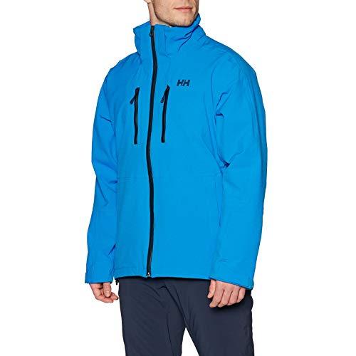 Helly-Hansen Men's Juniper 3.0 Jacket, 639 Electric Blue, Small