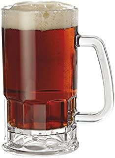 32 oz plastic beer mug