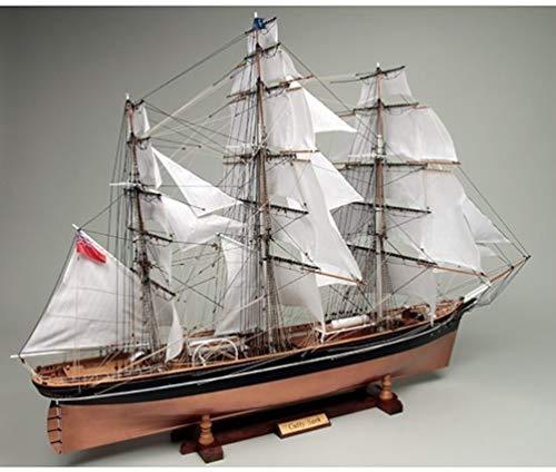 1/80 木製帆船模型 カティサーク