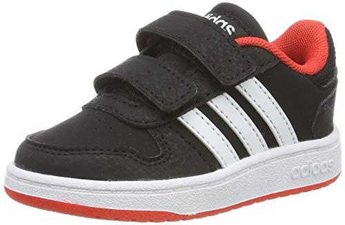 adidas, Hoops 2.0 Fitnessschoenen voor kinderen, uniseks