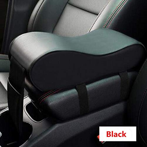 XQRYUB Armlehnenpolster der Mittelkonsole, passend für Audi A1 A2 A3 A4 A5 A6 A7 A8 Q2 Q3 Q5 Q7 S3 S4 S5 S6 S7 S8 TT TTS RS3-RS6