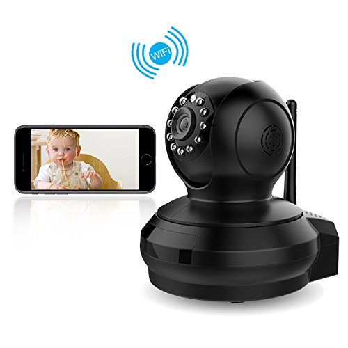 Caméra de surveillance intérieure