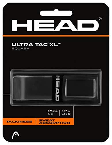 HEAD Ultra Tac XL Squash Grip (Black)