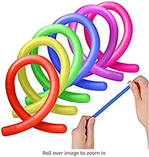 Boheng Adult Decompression Vent Toys Twisted Children s Beads Bracelet Toy Set Six Colors