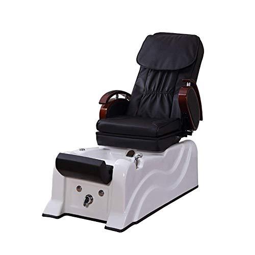 JINGQI Elektro-Massage Pediküre Stuhl, Nagel Stuhl, Pediküre, Sofa, Stuhl, Fußwaschung, Fuß Baden, Foot Spa Hocker Jacuzzi