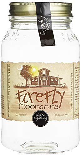 Firefly Moonshine White Lightning Whisky (1 x 0.75 l)