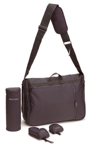 Allerhand AH-PC-MB-03 10 - Messenger Bag Pure Gray - Wickeltasche