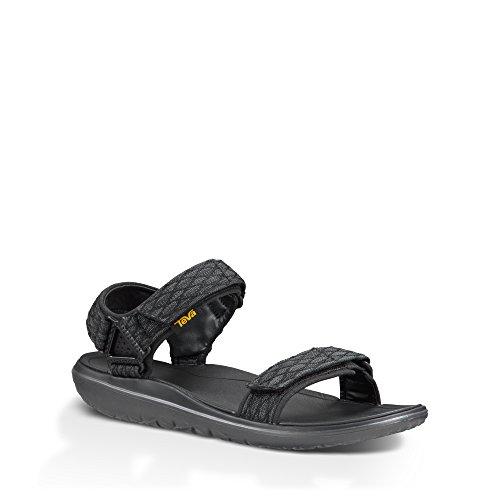 Teva Terra-Float Universal M's Herren Sport- & Outdoor Sandalen, Schwarz (Black 513), EU 44.5