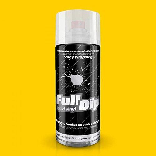 FullDip Jaune Mat Vinyle Liquide