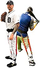 BIG LEAGUE EDGE VeloPRO Velocity Load Harness   Resistance Training System for Baseball Players   Pitchers & Hitters   Two Bungee Cords, One Foot Strap & Waist Belt   4-in-1