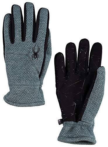 Spyder Herren Encore Glove Handschuhe, Ebenholz, Small