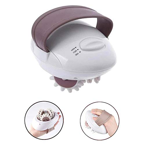 3D Roller Body Massage Shaper, Elektrische Fettverbrennungs-Body Massage Roller, Tragbares GanzköRpermassagegeräT, Fettgewebe Cellulite Entfernen, FüR Straffere Haut