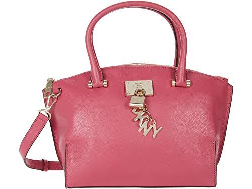 DKNY Elissa Top Zip Satchel Pink One Size