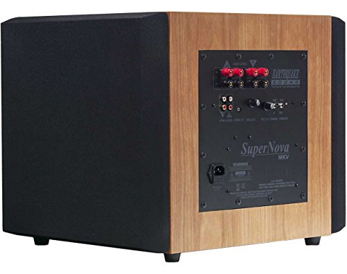 Find Bargain Earthquake Sound Supernova MKV-12VC 12-inch Powered Subwoofer (Cherry, Single)