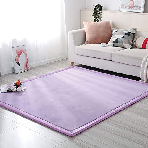 QSCV Für Wohnzimmer Schlafzimmer Dekor,Anti Slip Super Weicher Teppich Mehrere...