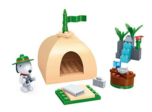 BanBao 7517 Snoopy Survival Tent, meerdere kleuren